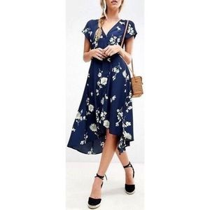 Free People lost in your midi dress NWT